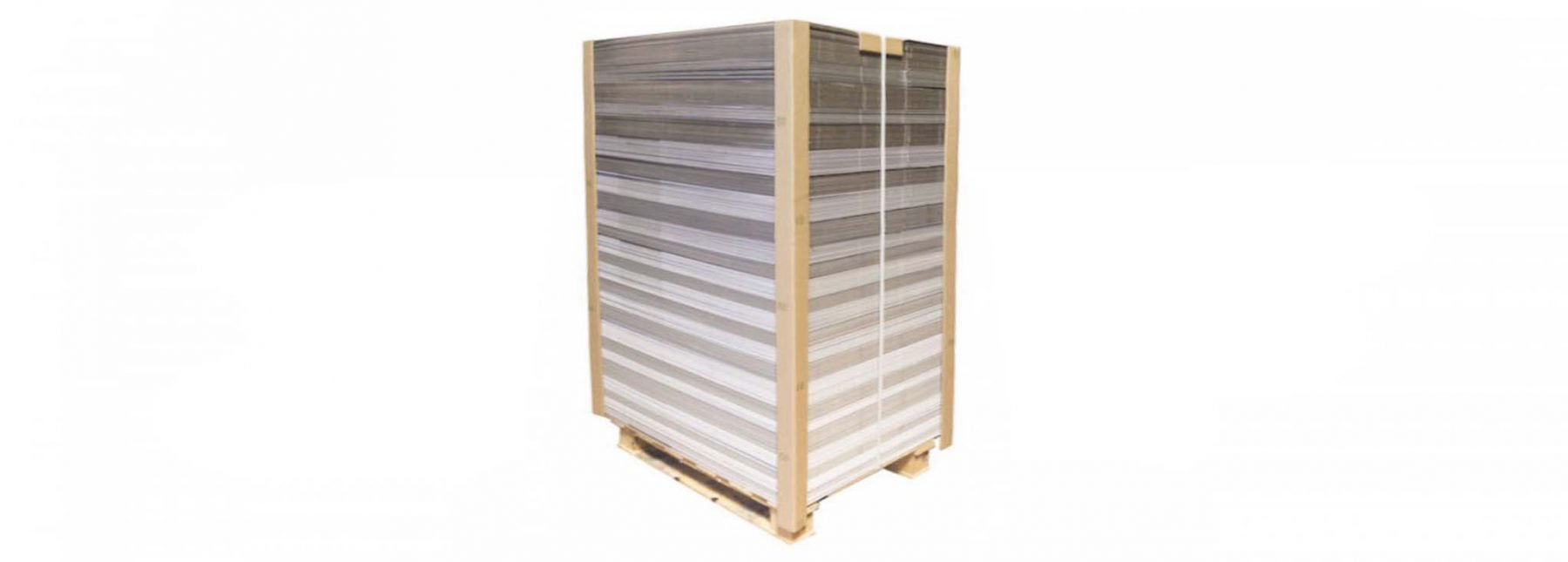Conditioning pallets for storage 1