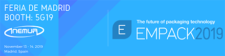 INEMUR participará un año más en Empack Madrid 2019 1