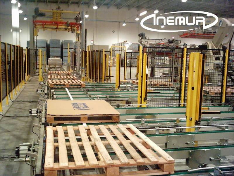 Pallet conveyors 5