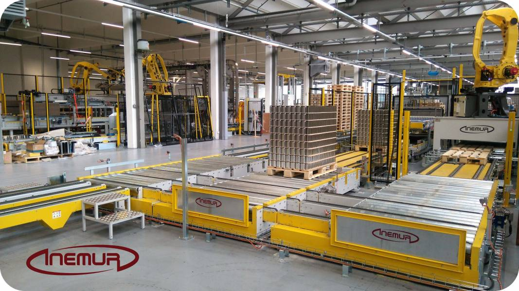 Pallet conveyors 3