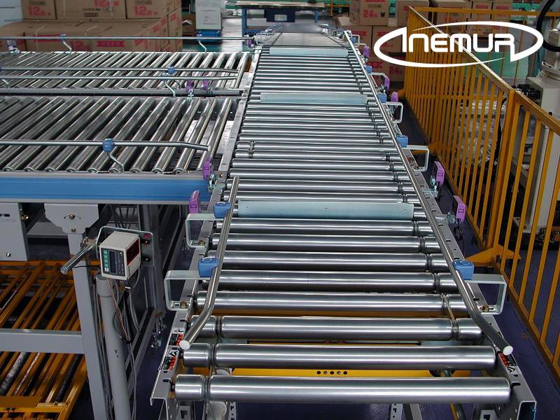 Pallet conveyors 4