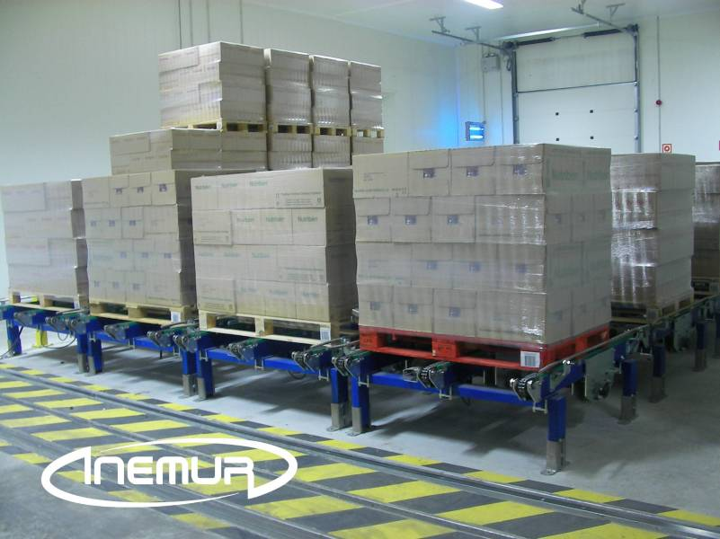 Pallet conveyors 1